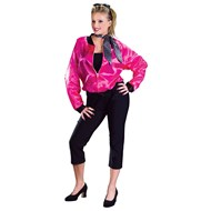 Pink Ladies Complete Adult Costume