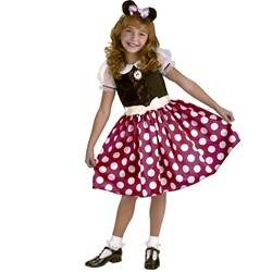 Minnie Mouse Toddler/Child Costume