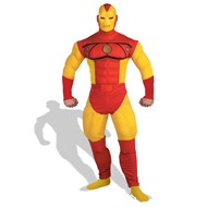 Iron Man Muscle Adult Costume