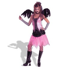 Fairy-Licious Graveyard Fairy Young Adult Costume
