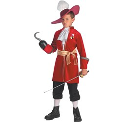 Peter Pan Disney Captain Hook Child Costume