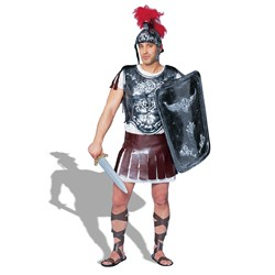 Roman 5pc Armour Set Adult Costume