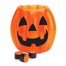 Inflatable Pumpkin Bean Bag Toss