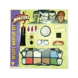 Universal Studios Monsters Dlx Makeup Kit