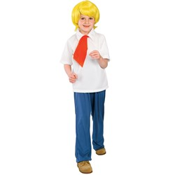 ScoobyDoo Fred Child Costume