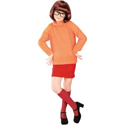 ScoobyDoo Velma Child Costume