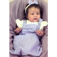 Baby Dorothy Newborn Costume