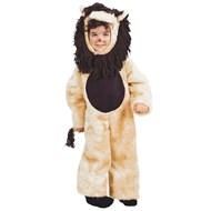 Microfiber Lion Child Costume