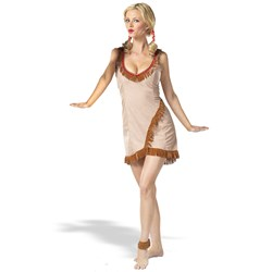 Sassy Maiden Costume
