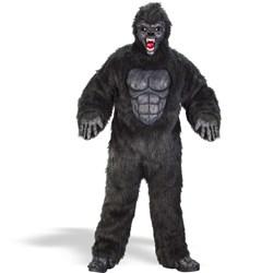 Ferocious Gorilla Suit Adult Costume
