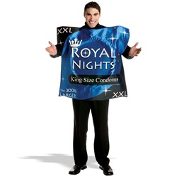 Royal Nights Condom Adult Costume