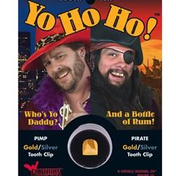 Pimp/Pirate Gold Tooth