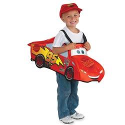 Cars Lightning McQueen Deluxe 3-D Costume