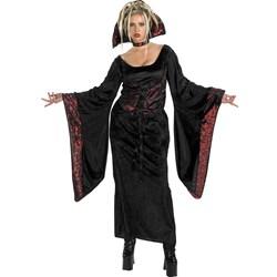 Voluptuous Vampire Adult Plus Costume