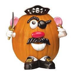 Mr. Potato Head Pirate Pumpkin Decorating Kit