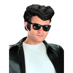 Greaser Wig (Black)