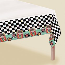 Sock Hop Paper Tablecover