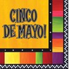 Fiesta/Cinco De Mayo Lunch Napkins (16 count)