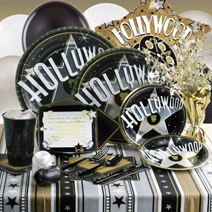 Hollywood Deluxe Party Kit