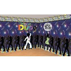 Disco Dancers Scene Kit