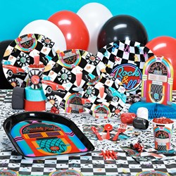 Sock Hop Deluxe Party Kit