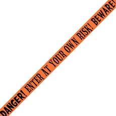 Halloween Warning Tape - 30