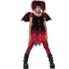 Lilith Goth Fairy Teen Costume