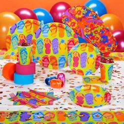 Flip Flop Deluxe Party Kit