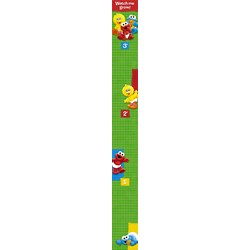 Sesame Street 1st Birthday Growth Chart