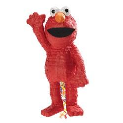 Elmo Pull String Pinata