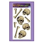 Skulls & Bones Peel N Place