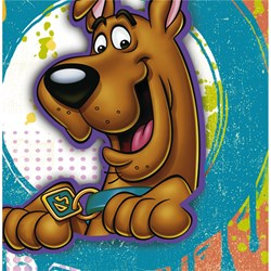 Scooby Doo Lunch Napkins (16 count)