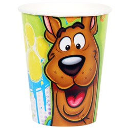 Scooby Doo 9 oz. Paper Cups (8 count)