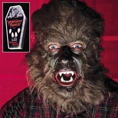 Werewolf Fangs In Coffin Deluxe