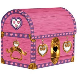 Princess Treasure Chests (4 count)