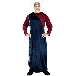Viking King Adult Plus Costume