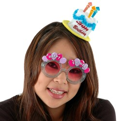 Mini Birthday Hat