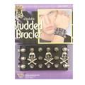 Studded Skull Bracelet