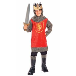 King Crusader Child Costume