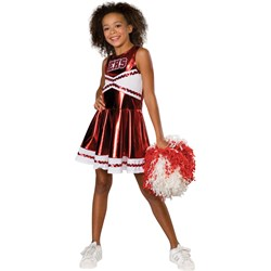 High School Musical Deluxe Cheerleader Child Costume