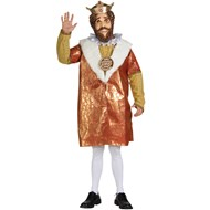 Burger King Deluxe Adult Costume