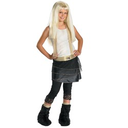 Hannah Montana Deluxe Complete Child Costume