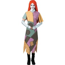 The Nightmare Before Christmas Sally Teen Costume