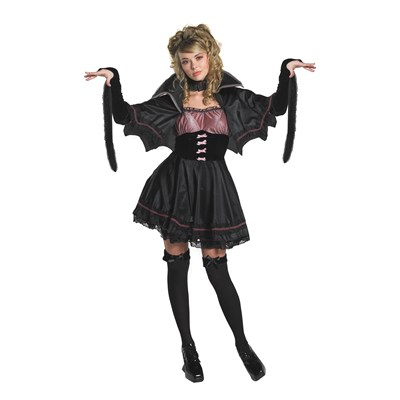 Vivacious Vampira Adult Costume