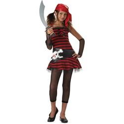 Pirate Girl Tween Costume