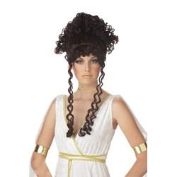 Athenian Goddess Wig - Brunette