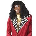 Supa' Freakin - Black Wig