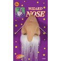 Wizard Nose w/Mustache