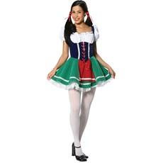 Milk Maiden Teen Costume