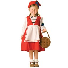 Gretel Fairytale Classics Toddler Costume